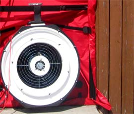Airtightness Blower Door